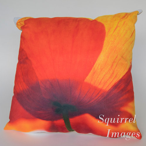 Poppy Cushion