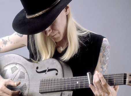 Happy Birthday Johnny Winter! What's Johnny Winter Legacy?