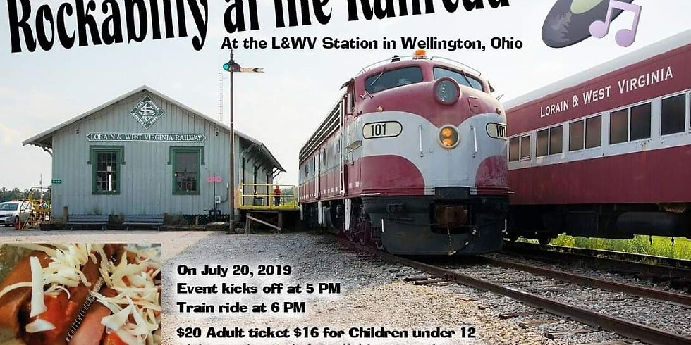 Rockabilly at the Railroad
