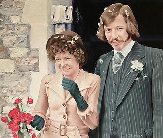 Colin & Mary