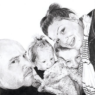 The Colbourne Family