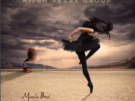 Die MITCH PERRY GROUP released neues Album!