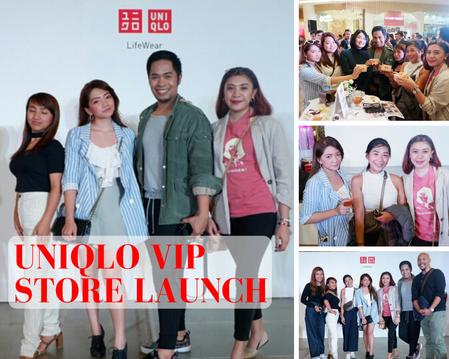 UNI QLO VIP Launch