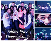 Smart Play Vlogger Camp