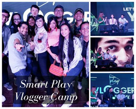Smart Play Vlogger Camp