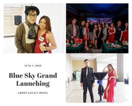 Blue Sky Grand Launch in Baguio