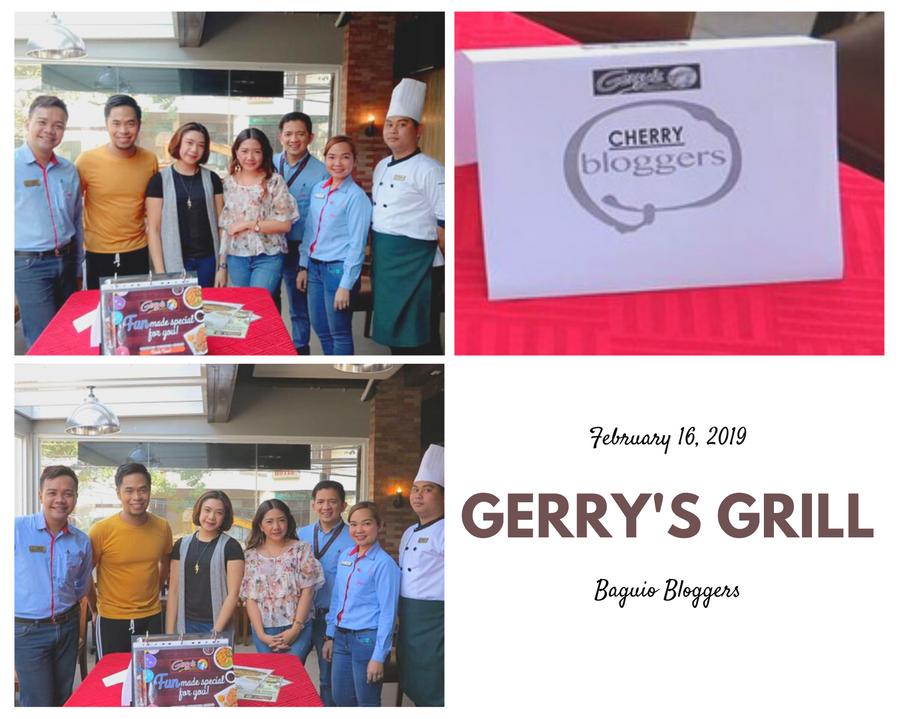 Gerry's Grill Legarda