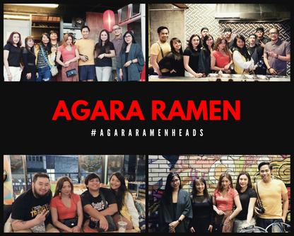 Agara Ramen New Product Launch