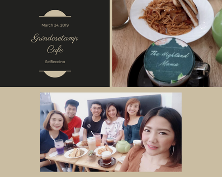 Grindosetamp Cafe