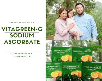 Vitagreen-C, Sodium Ascorbate