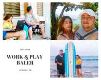 Work and Play - Baler