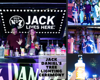 Jack Daniel's Tree Lighting Ceremony