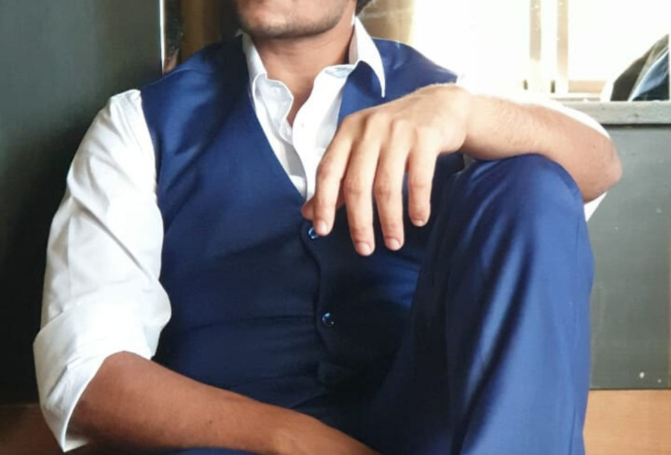 Gangster Waistcoat Look