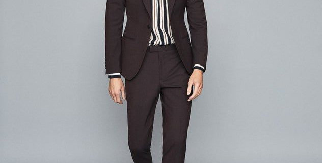 Formal Brown Trousers