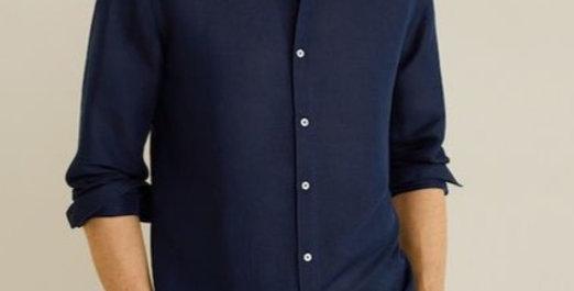 His Shirt