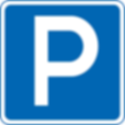 2000px-Japanese_Road_sign_(Parking_lot_A