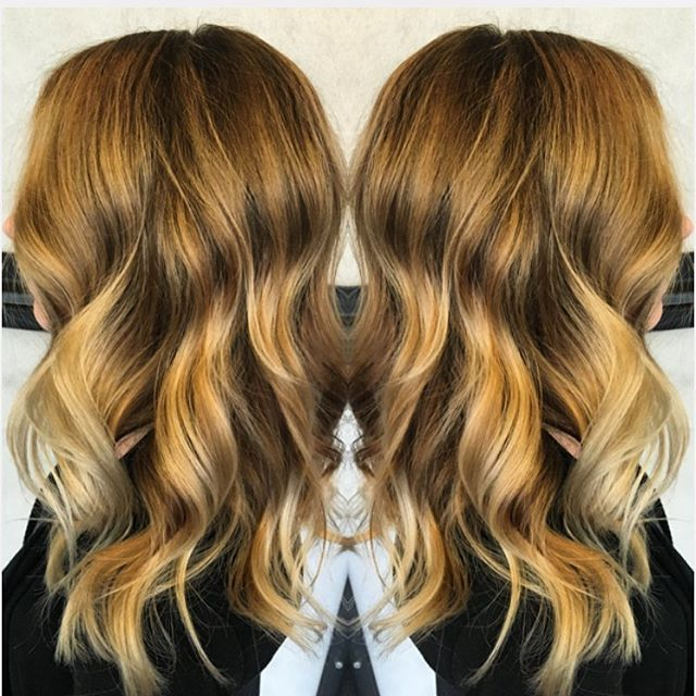 Balayage at its finest