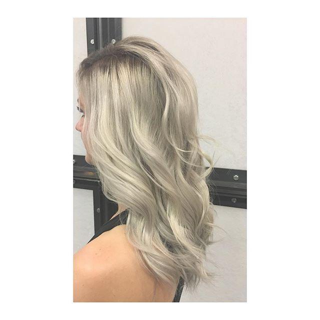 Silver Ash Blonde