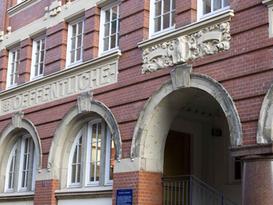 Bücherhalle Hamburg