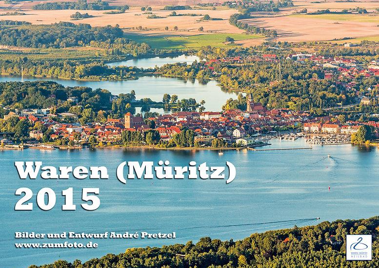 Kalender 2015 Waren (Müritz)