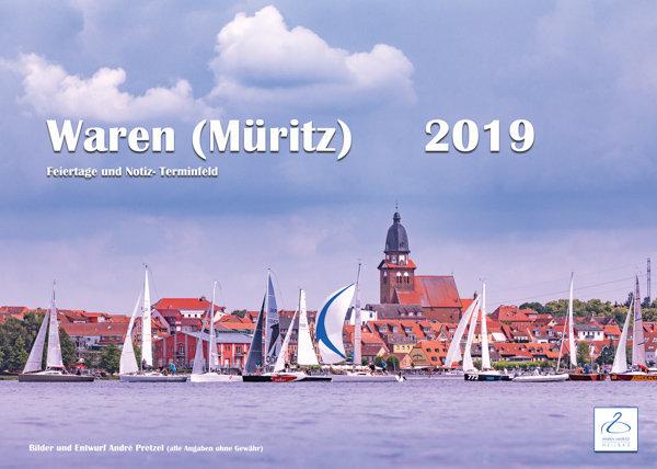 Kalender 2019 Waren (Müritz)