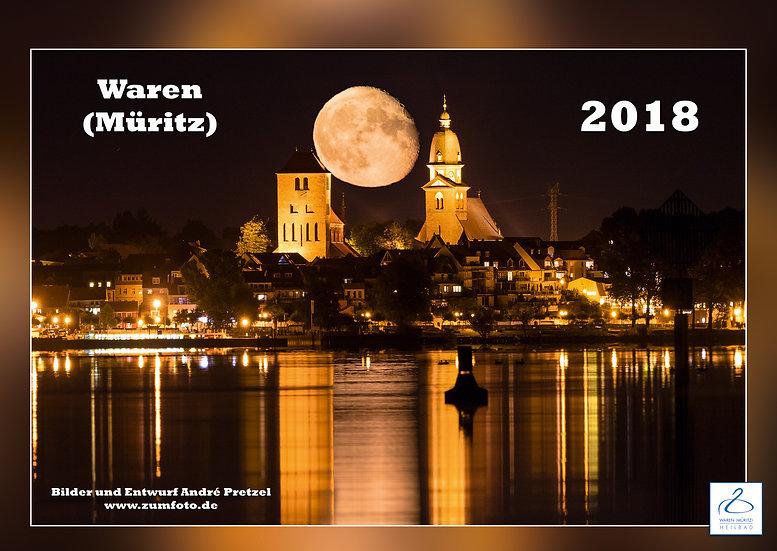 Kalender 2018 Waren (Müritz)