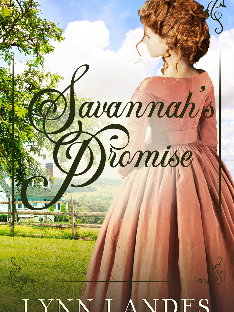 Savannah's Promise Book 2