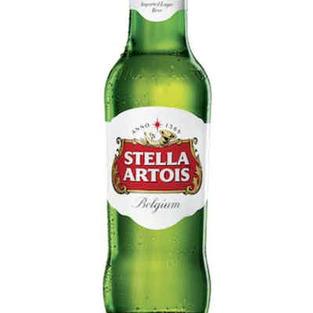 Stella Artois-$5.00