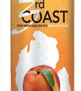 Peach Cider- $5.50