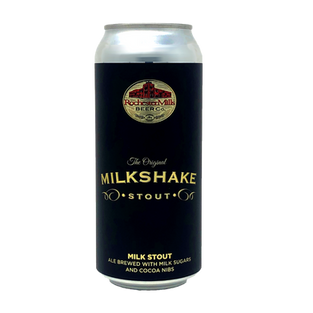 MilkshakeStout Can- $5.50