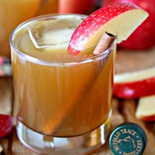 Bourbon Apple Cider $8
