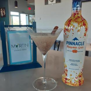 Pinnacle Pumpkin Martini $11
