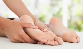 Foot Pedi/ Massage- $70