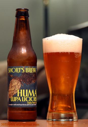 Shorts Huma lupa licious- Bottle