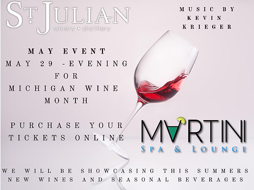 Michigan Wine Month Event
