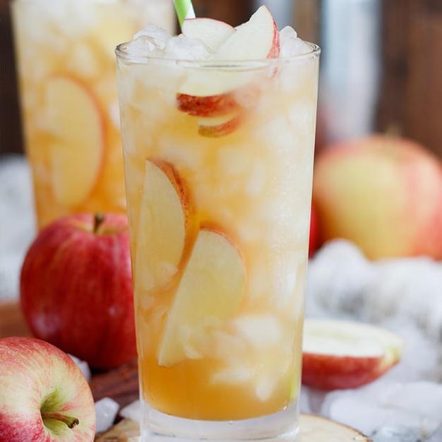 Apple Long Island Iced Tea $10