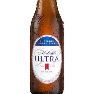 Michelob Ultra- $3.50