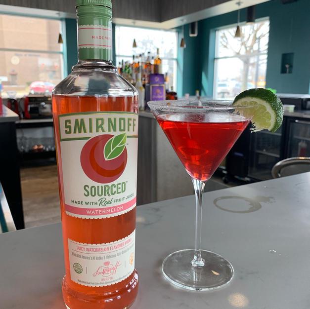 Watermelon Martini
