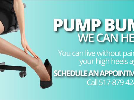 Do I Have a Pump Bump?