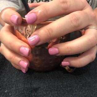 Gel Manicure or Spa Manicure