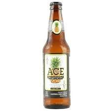Ace Pineapple Cider - Bottle