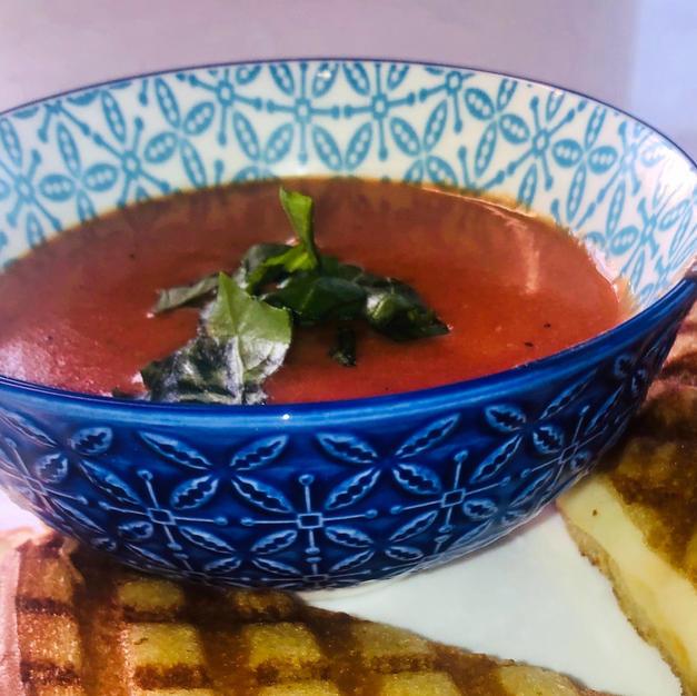 Panini & Soup Combo ( To-Go)