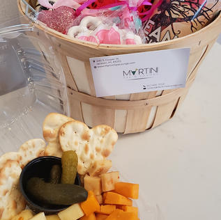 Special Someone Basket- $109