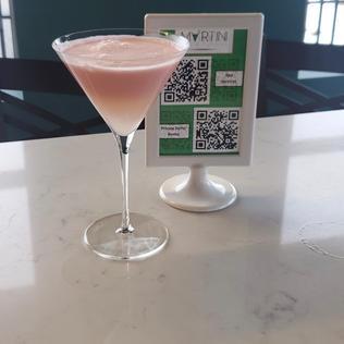 Sweetie Martini $10