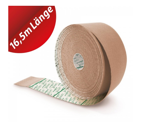 Kinesiology-Tape Großpackung 16,5m haut