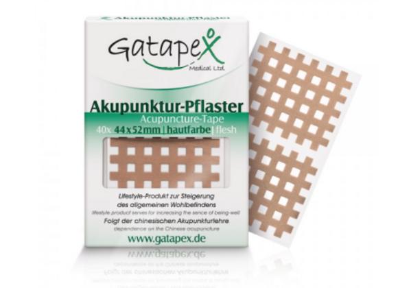 Akupunktur-Pflaster (Größe L) 4,4 x 5,2cm haut 40 Stück