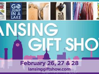 Lansing Gift Show Feb  26-28