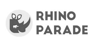 rhino parade
