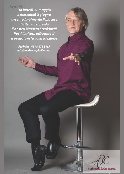 Masterclasses Maestro Alexandre Stepkine