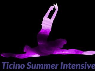 Le iscrizioni sono aperte per Ticino Summer Intensive 2017